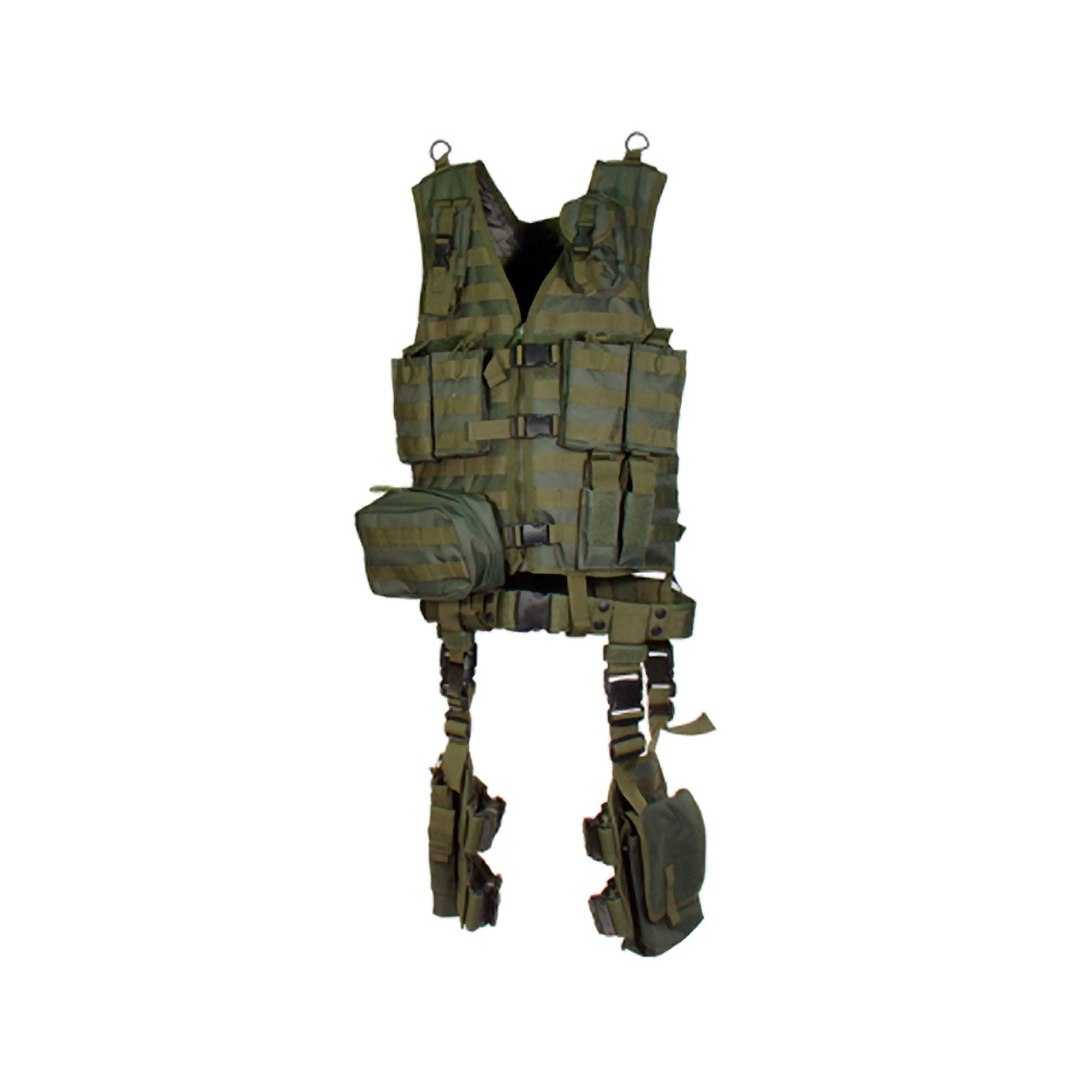 d93fad8bafd UTG Ultimate Tactical Gear Modular 10 Piece Complete Kit product image