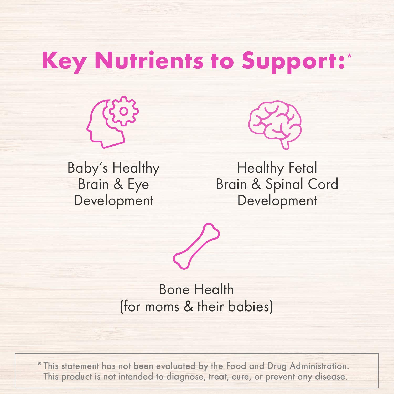 One A Day Women's Prenatal 1 Multivitamins, 30 Count by ONE A DAY