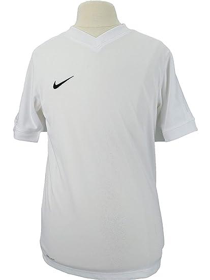 Nike Striker IV - Camiseta de fútbol Nike Strik-STRIKERIVJERS-WHITE75.S