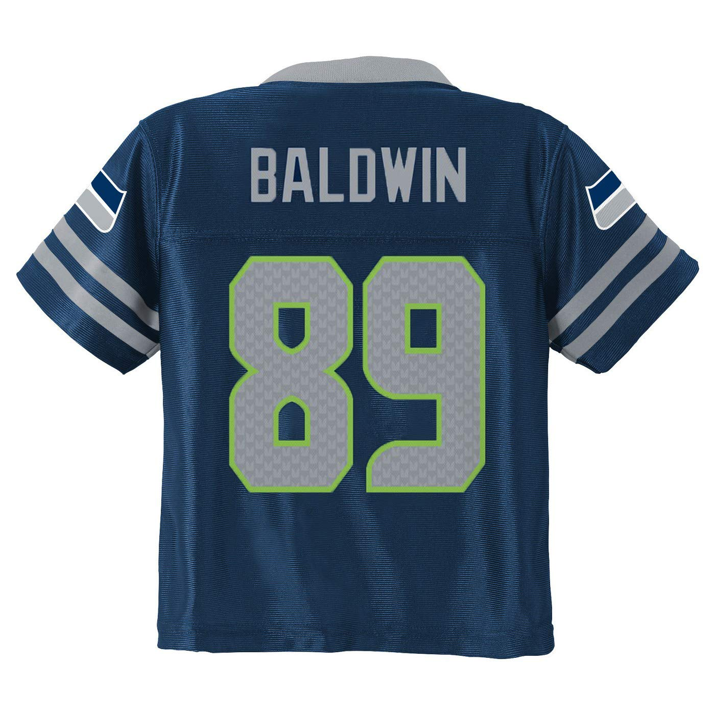 Doug Baldwin Seattle Seahawks #89 Navy Blue Youth Home Player Jersey