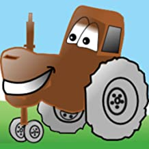 Kids Tractor Tipping