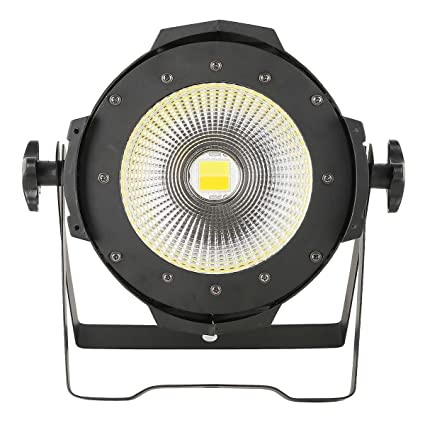 c545899affde8 Tengchang 100W COB Warm/Cool White 2in1 LED DMX Light Aluminium Stage DJ  Show Lighting