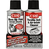 CRC MAF & Throttle Body Single-Use Twin Pack