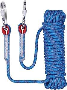 Cuerda de Escalada estática al Aire Libre, diámetro de 10 mm ...