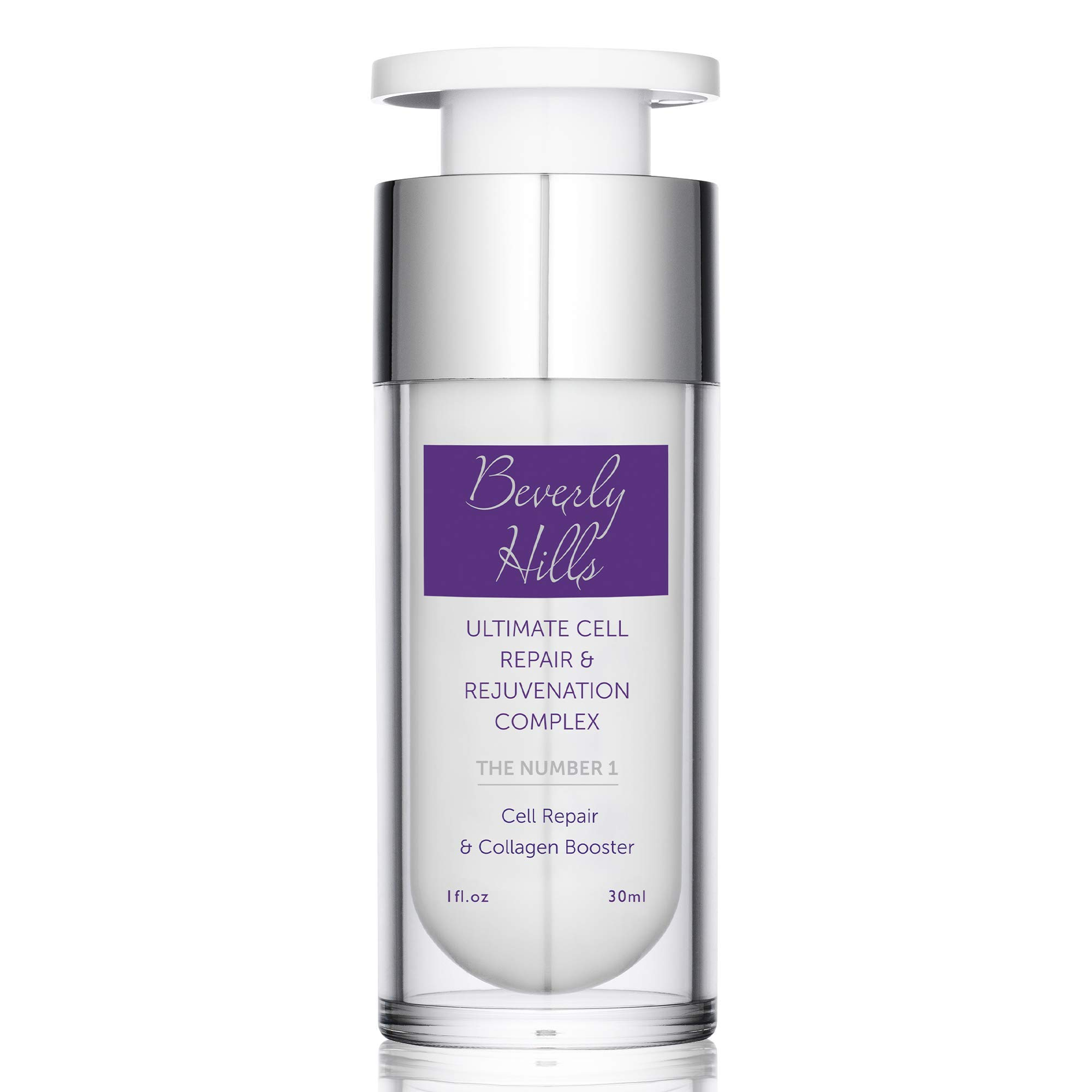 Beverly Hills Cell Repair and Collagen Cream with EGF for Fine Lines and Wrinkles