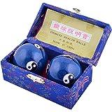 Symbole Feng Shui de la santé Exersice Balle antistress Diamètre: 3,8 cm (1,5 W gratuit Mxsabrina Red String Bracelet F1105
