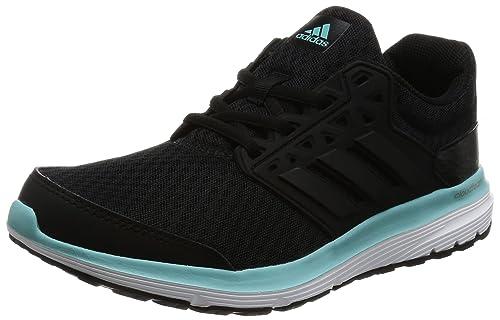 Adidas es Negro Deportivos W Mujer Galaxy Zapatos 1 3 Amazon TwrRvafUT