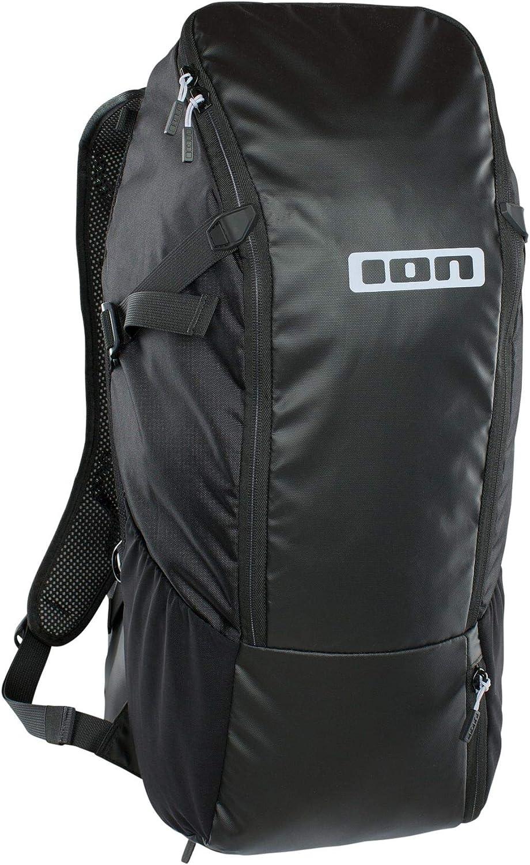 Ion Backpack Scrub 16 Mochila Ciclista Mochila de Viaje Negro