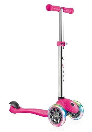 Globber Primo Lights V2 423-110-2 Neon Pink
