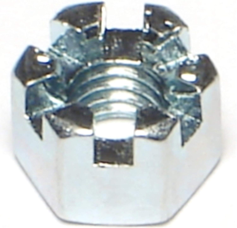 Hard-to-Find Fastener 014973270797 Castle Nuts Piece-15 6mm-1.00