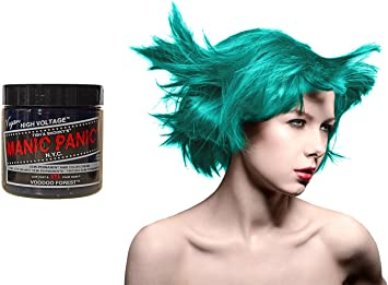 Manic Panic tinte de pelo Classic semipermanente 118 ml (vudú bosque) por Manic Panic