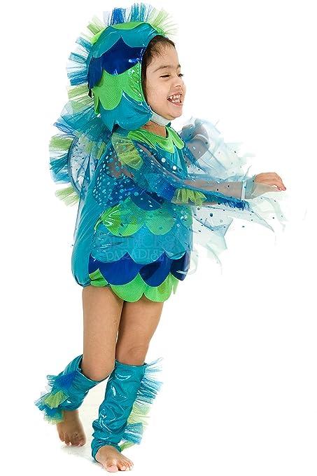 ef6861fcde30 Amazon.com: Princess Paradise Beta Fish Costume 6/12M: Toys & Games