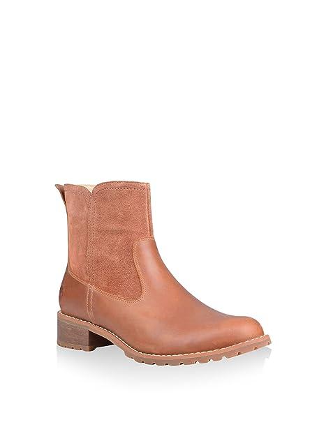 Timberland Wenham Low Biker, Botines para Mujer, Marrón, 39 EU: Amazon.es: Zapatos y complementos