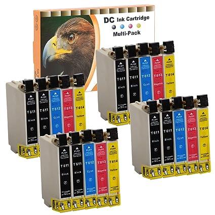 Cartuchos de Tinta Cartuchos de impresora (No Original) para Epson ...