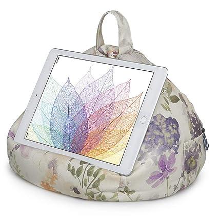 iBeani - Cojín para Tablet Floral Plum: Amazon.es: Informática
