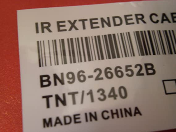 UN28H4500AF-CD UN28H4500AF-USB OEM Samsung Infrared IR Blaster Extender Shipped with Samsung UN28H4500AF UN28H4500AFXZA