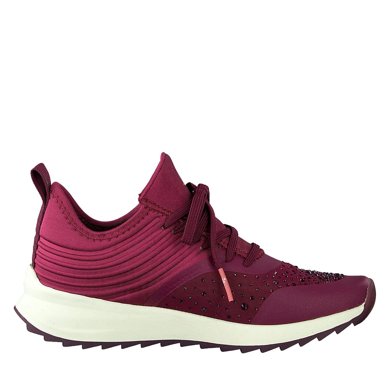 Tamaris Fashletics 23707 23 523 Damen Sneaker Synthetik und Textil Textilfutter