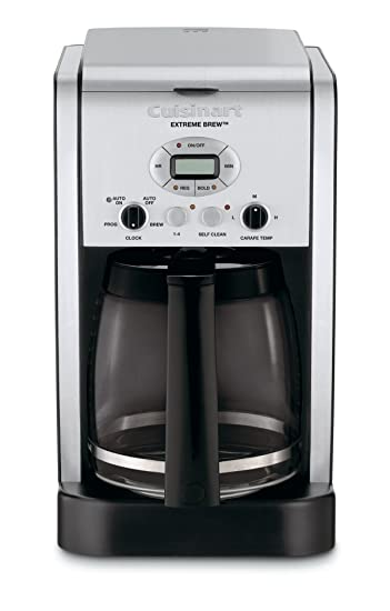 Cuisinart DCC-2650 Brew Central 12-Cup Programmable Coffeemaker Drip Coffee Machines at amazon
