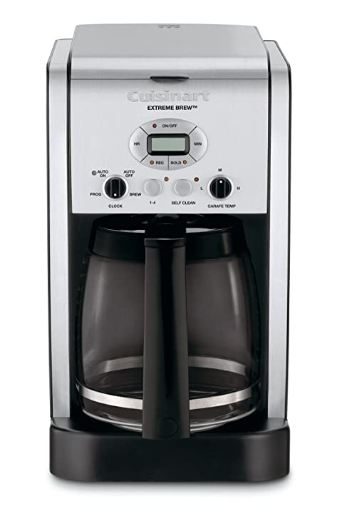 Cuisinart DCC-2650 Brew Central 12-Cup Programmable Coffeemaker Coffee, Tea & Espresso at amazon