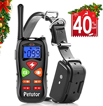 Petutor Waterproof Dog Training Collar