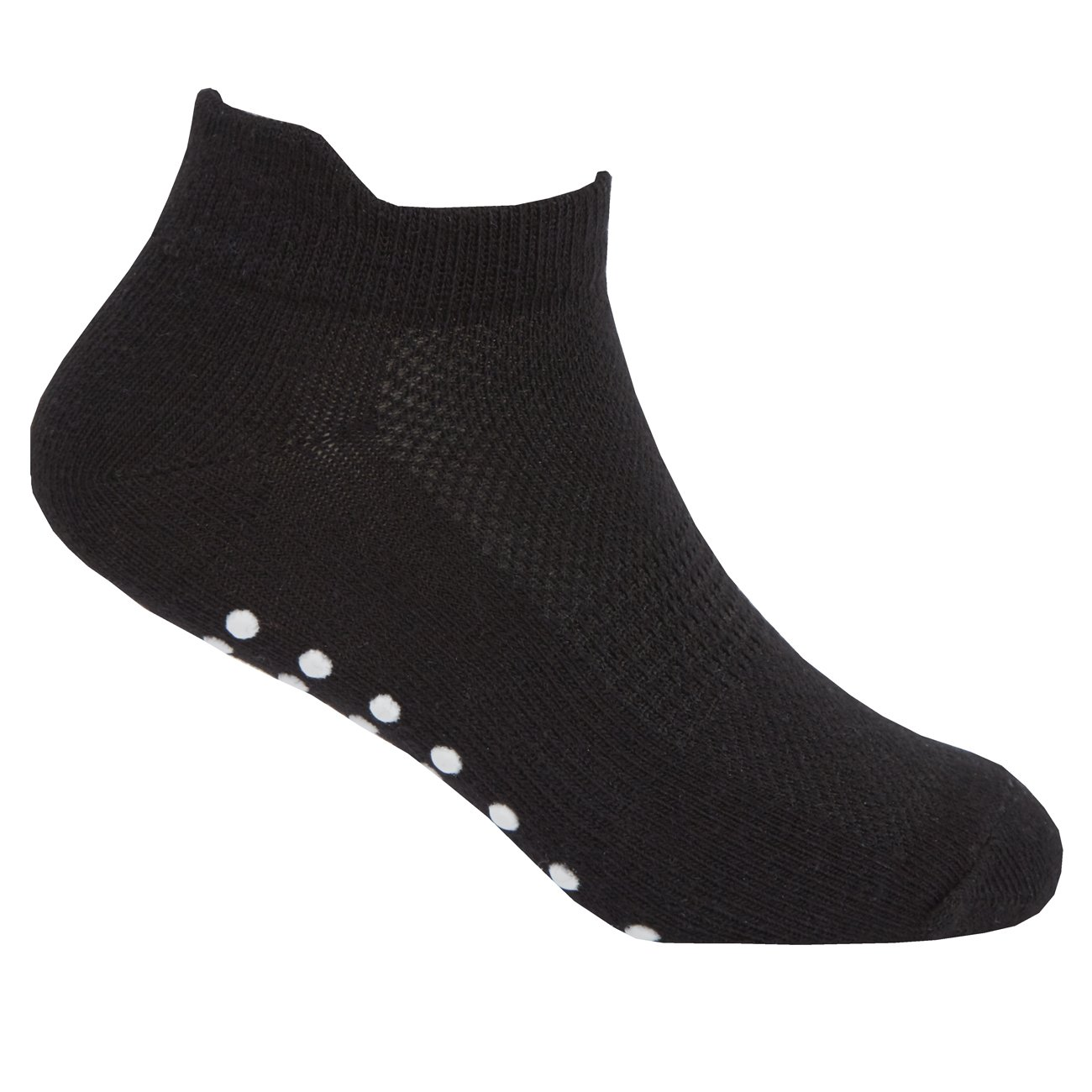 RedTag Active Boys Socks Non Slip Sole Grip Sport Trainer
