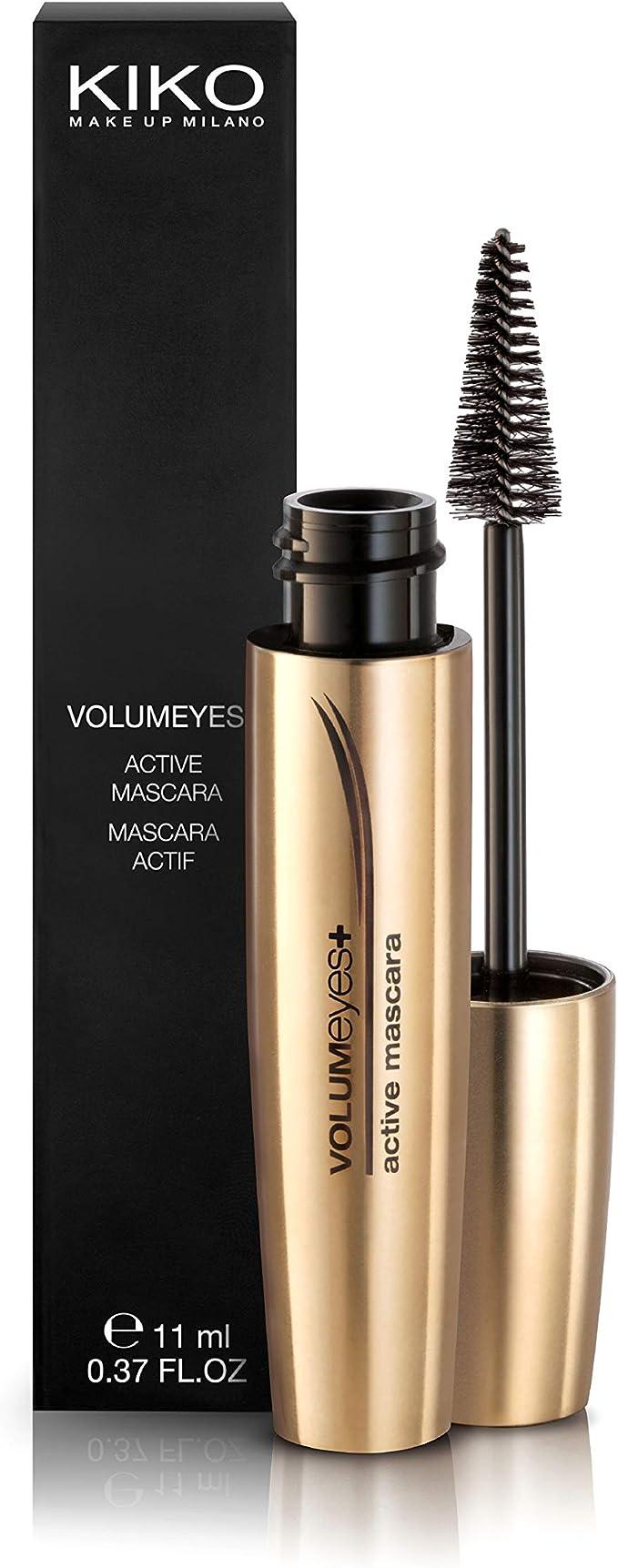 KIKO Milano Volumeyes Plus Active Mascara: Amazon.es: Belleza