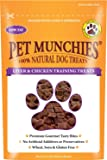 Pet Munchies Liver and Chicken Train Treats, 50 g