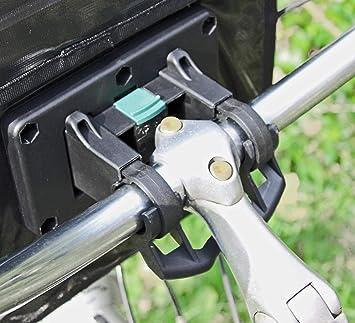 Red Loon - Alforja para manillar de bicicleta (resistente al agua ...