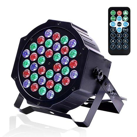 Par Lights for StageU`King 36 LED Stage LightingRWBW DJ Wash  sc 1 st  Amazon.com & Amazon.com: Par Lights for StageU`King 36 LED Stage LightingRWBW ...