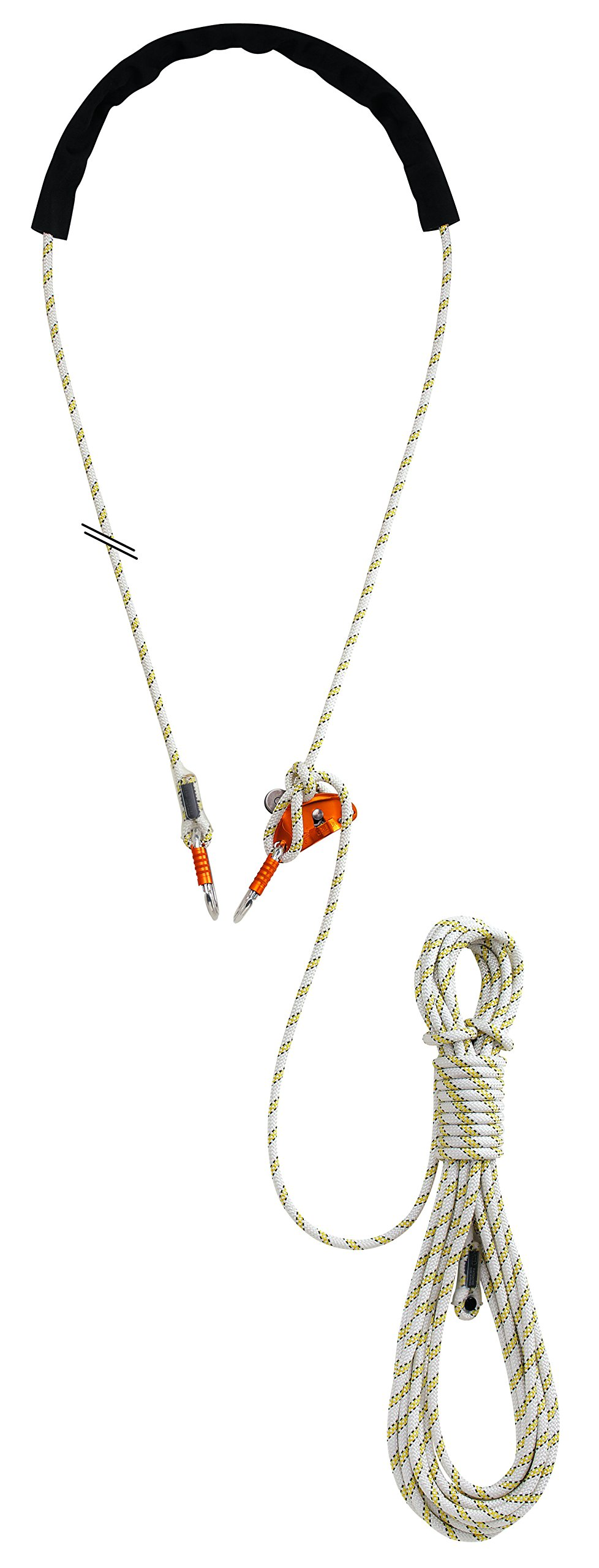 PETZL - GRILLON, Adjustable Lanyard for Work Positioning, 5 m by PETZL (Image #1)