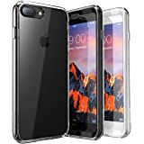 iPhone 7 Plus Case, SUPCASE Ares Bumper Case with Built-in Screen Protector for Apple iPhone 7 Plus, Clear