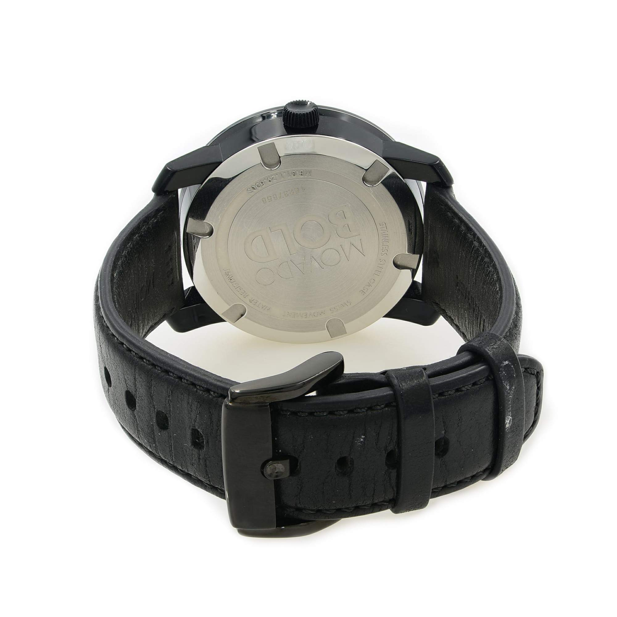 Movado Bold Quartz Male Watch 3600481 (Certified Pre-Owned) by Movado (Image #2)
