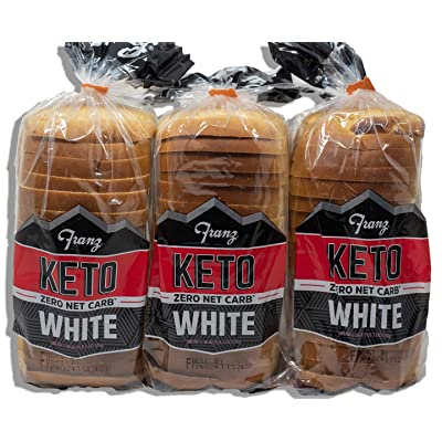 Buy Keto Bread 0 Zero Net Carbs Per Serving 3 Loaves For Your Keto Diet Online In Bahrain B0843jkl7t