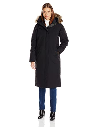 Amazon.com: Woolrich White Collection Women's Long Patrol Down ...