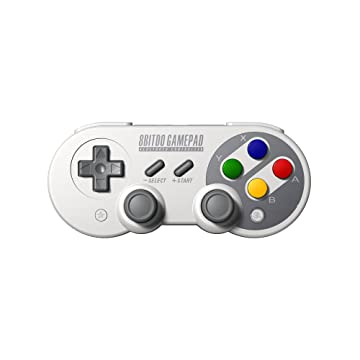 8Bitdo gamepad bluetooth:Read 47 customer images Reviews