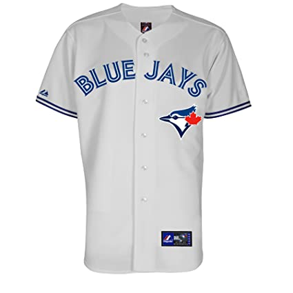finest selection f051f 7844d Buy MLB Toronto Blue Jays Home Replica Jersey, White, X ...