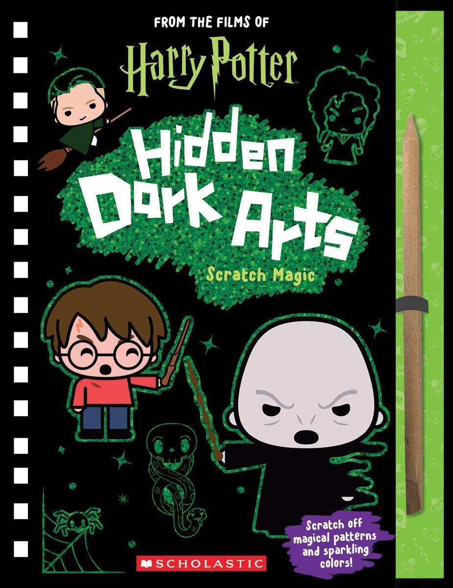 Hidden Dark Arts - Scratch Magic From the Films of Harry ...