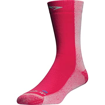best Drymax Cold Weather Run Crew Socks October Pink S reviews
