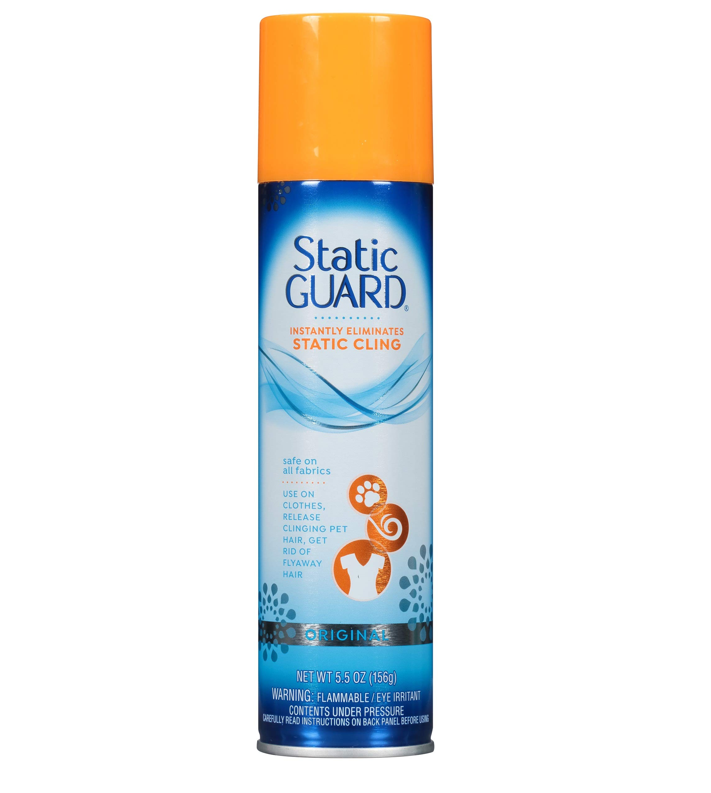 Static Guard Spray -- 5.5 oz. (Pack of 3)