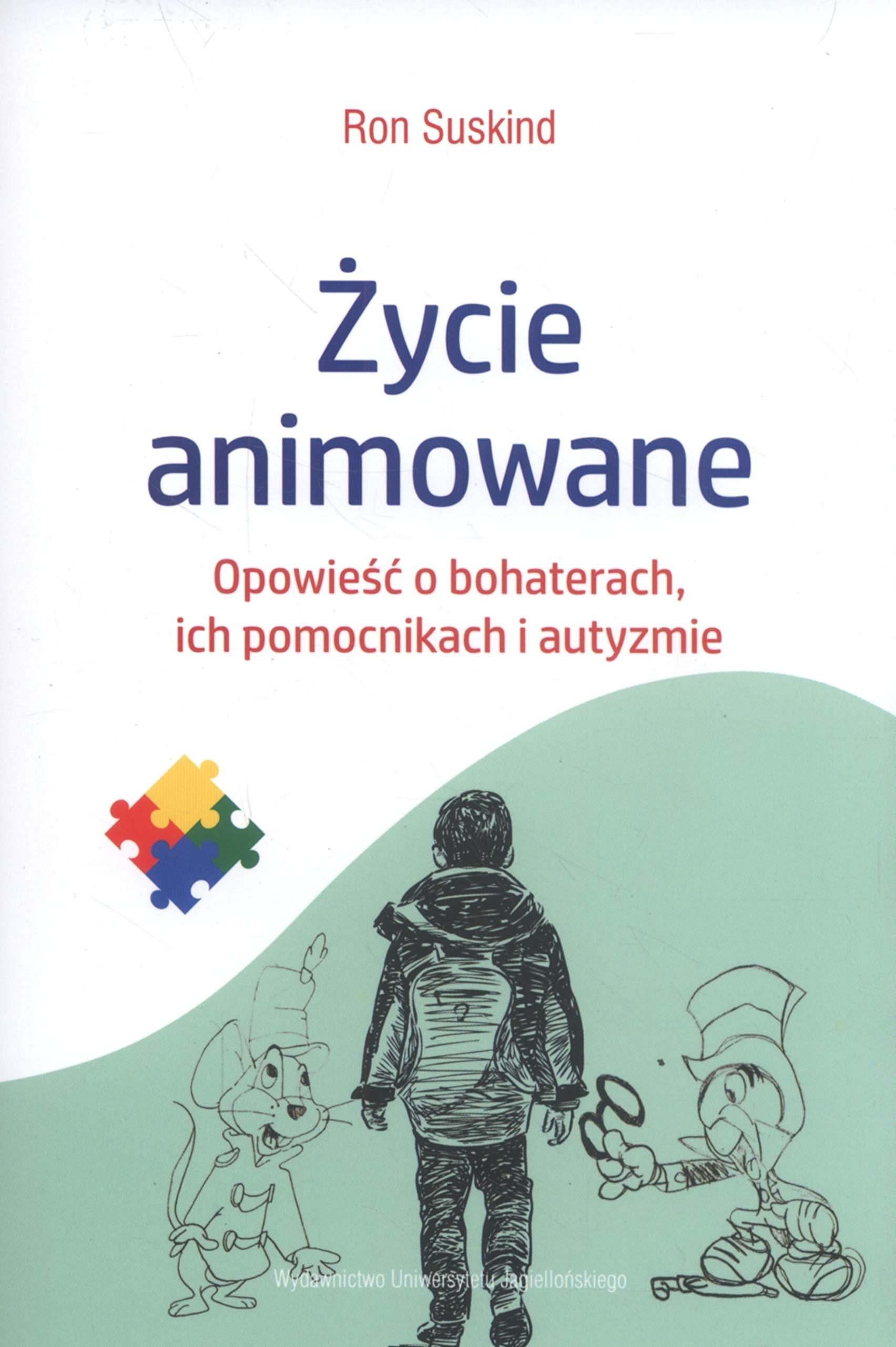 Zycie animowane: Amazon.es: Suskind, Ron: Libros en idiomas ...