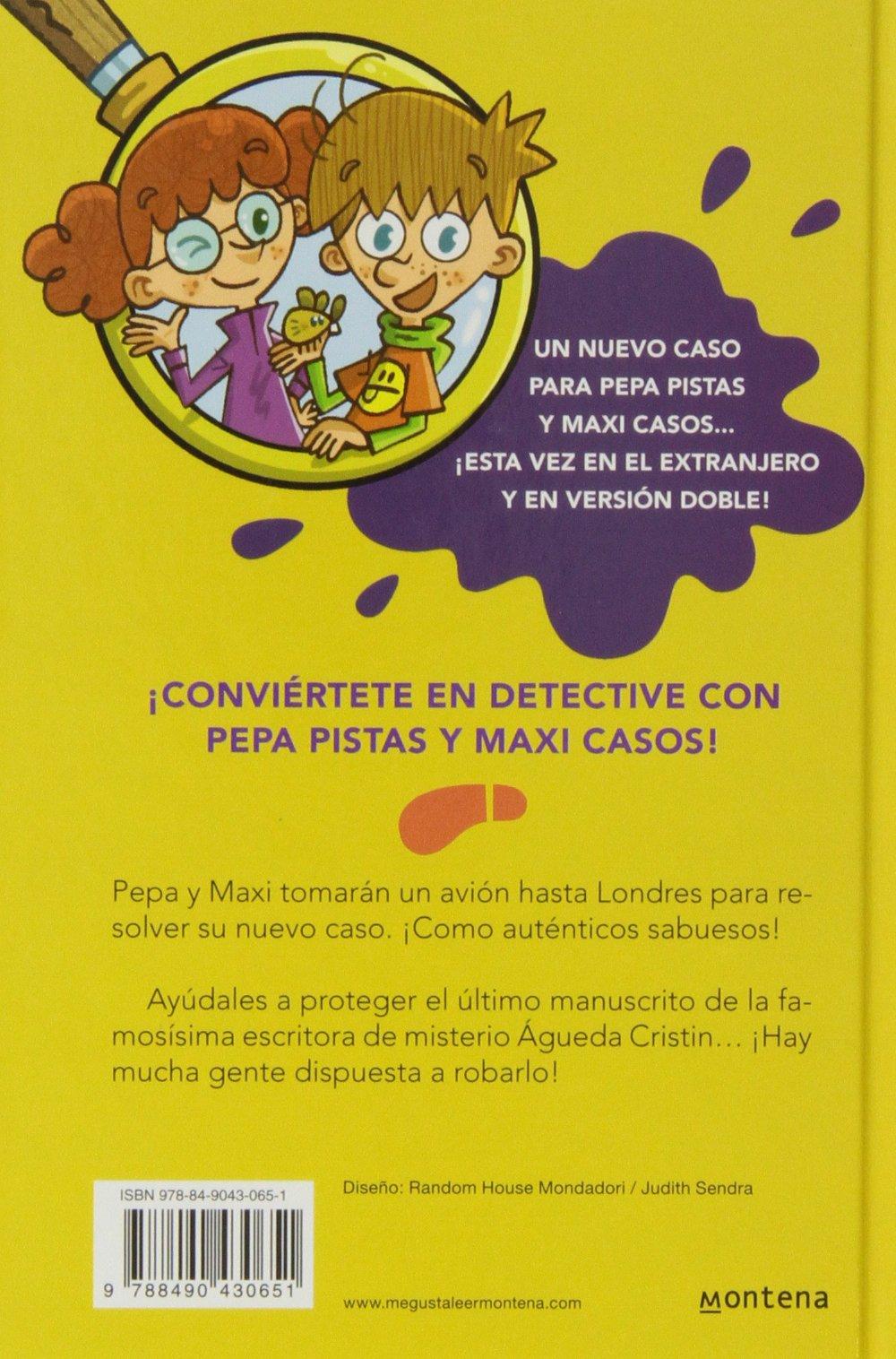 El caso del manuscrito secreto Serie Los BuscaPistas: Amazon.es: Teresa  Blanch, José Ángel Labari Ilundain: Libros