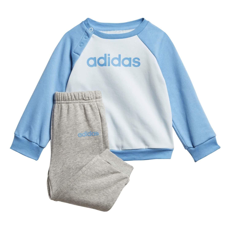 adidas I Lin Jogg FL Unisex Bebé, Rosrea/Brgrin/Blanco, 74: Amazon ...