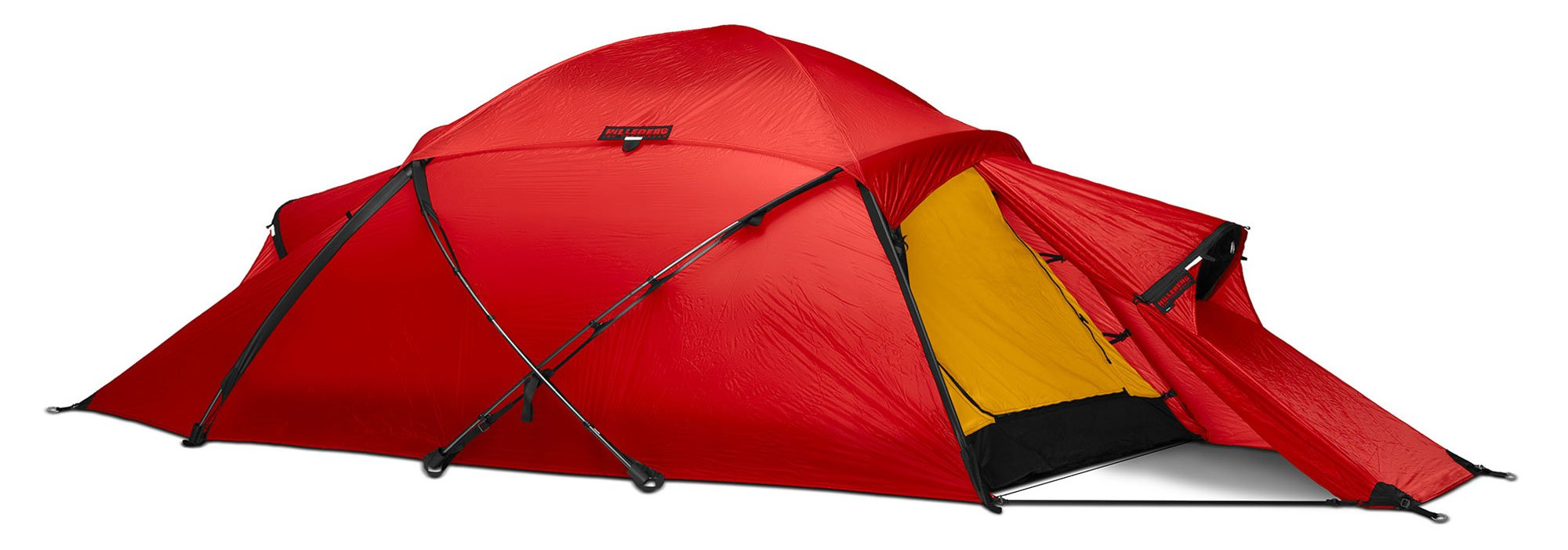 Hilleberg Saivo, Mountaineering Shelter, Red color Tent by Hilleberg (Image #1)