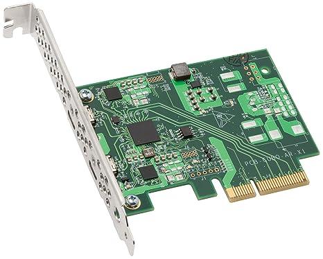 SoNNeT BRD-UPGRTB3-E3 Tarjeta y Adaptador de Interfaz Thunderbolt ...