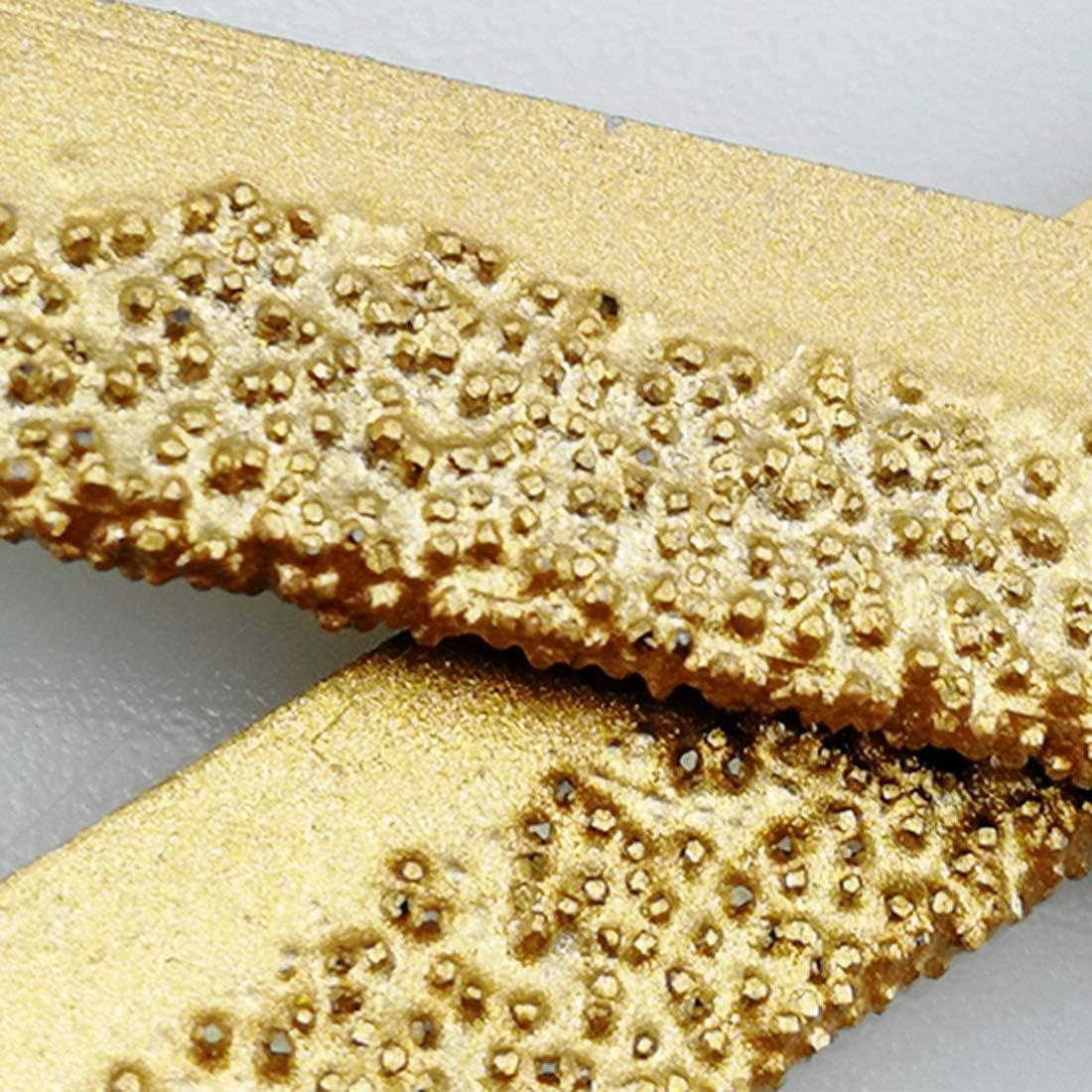 SHDIATOOL Diamant Jig S/ägeblatt f/ür Granit Marmor Fliesen Ziegel Kunststoff 4 Zoll 100mm Hohe Professionelle Qualit/ät Vakuum Gel/ötete Trennscheibe