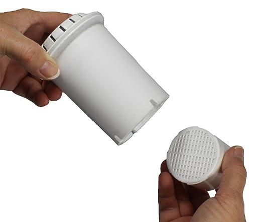 Invigorated Water - PH002 - Filtro de membrana de ultrafiltración - Para filtro de agua alcalina PH001-1.000 l: Amazon.es: Hogar