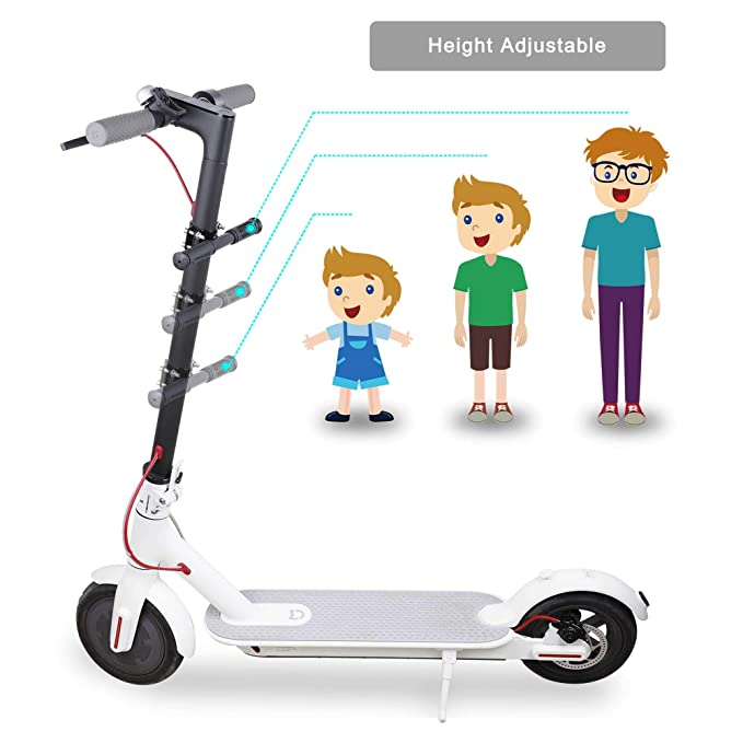 Amazon.com: TOMALL Scooter manillar infantil con agarre ...