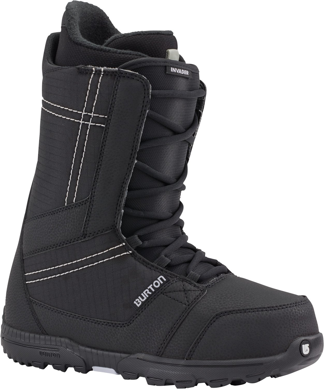 BURTON NUTRITION Burton - Mens Invader Snowboard Boots 2018, Black, 10.5 by BURTON NUTRITION