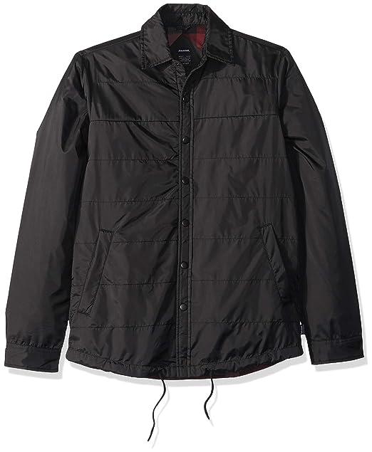 c337312a Dickies Mens Modern Fit Nylon Shirt Jacket Jacket: Amazon.ca: Clothing &  Accessories