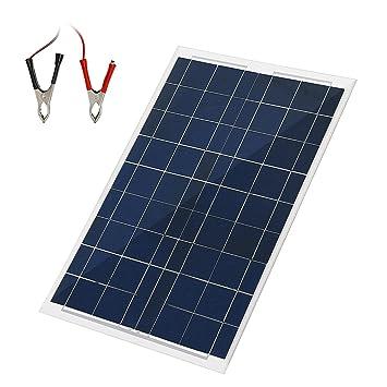 20W 30W 50W Cargador Panel Solar placa solar doblado y ...